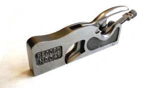 Record No.041 Shoulder Plane